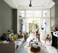 1001 wohnzimmer ideen die besten nuancen ausw hlen for Schaukelstuhl streichen