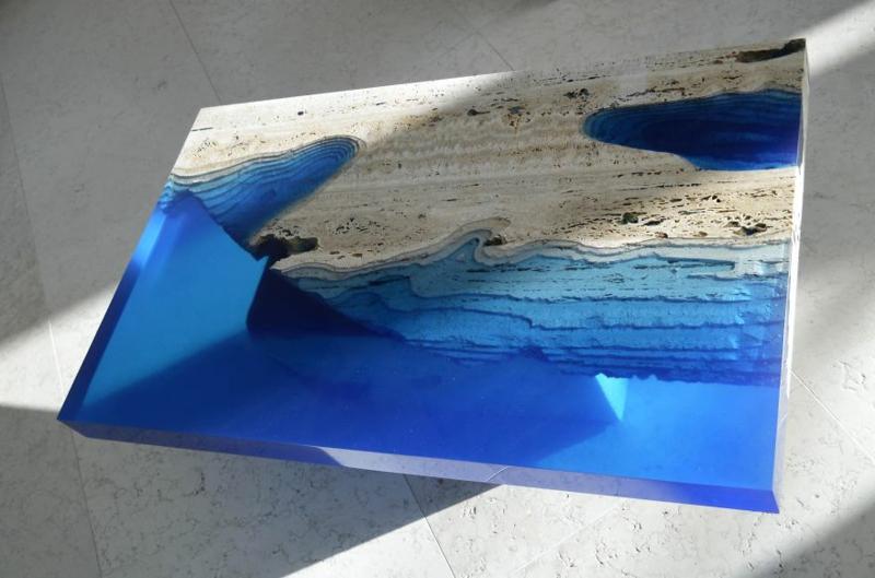 Coole Wohnzimmertische : Lagune-Couchtische sind Wohnzimmertische mit ...