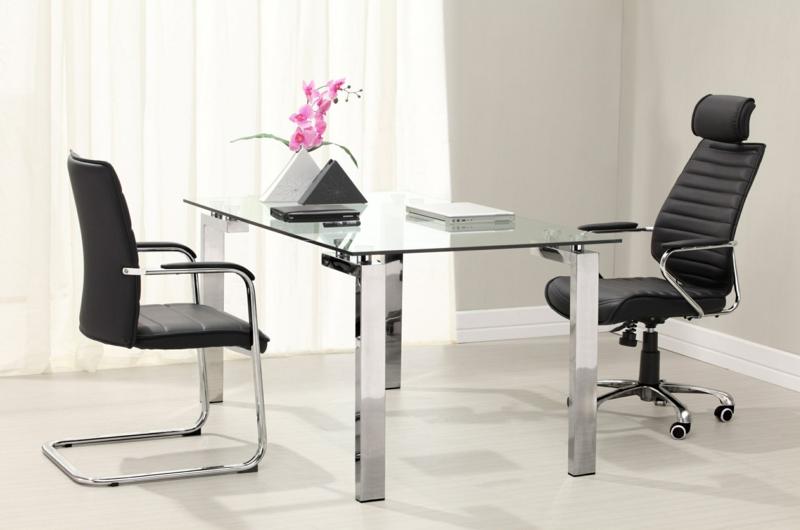 Bürostuhl Test ergonomische Büromöbel Chefsessel