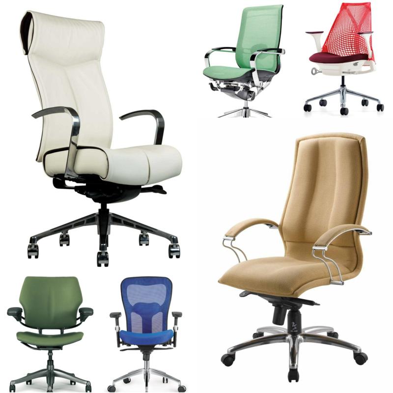 Bürostuhl Test ergonomische Bürostühle Design Merkmale
