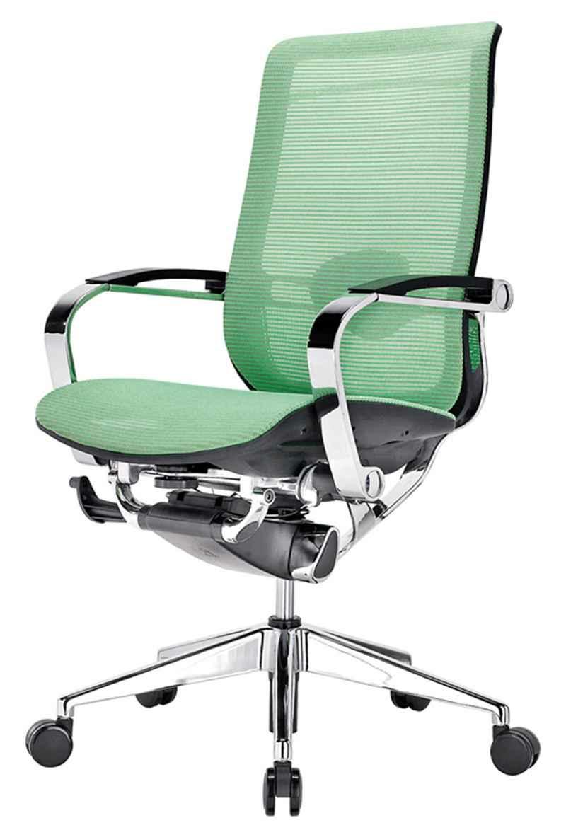Bürostuhl ergonomische Büromöbel Rückenprobleme vermeiden