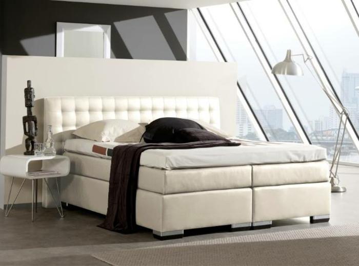 besten boxspringbetten boxspringbett. Black Bedroom Furniture Sets. Home Design Ideas