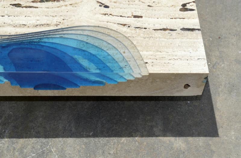 Couchtisch Design La Table Wohnzimmertische von Alexandre Chapelin