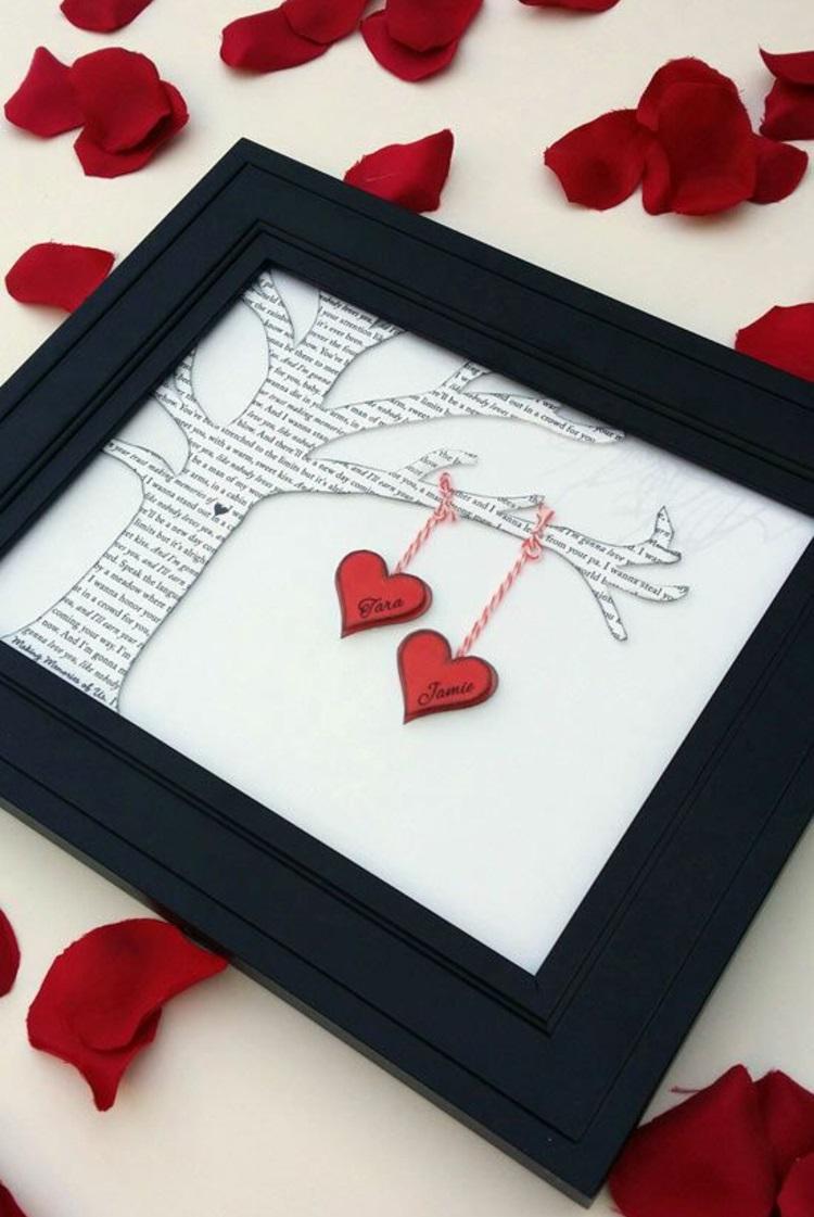 romantisches geschenk f r einen mann. Black Bedroom Furniture Sets. Home Design Ideas