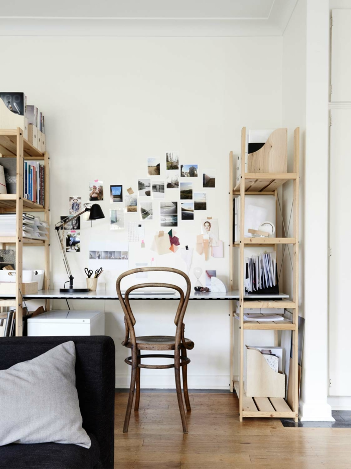 Diy projekt schreibtisch selber bauen 25 inspirierende for Schreibtisch diy