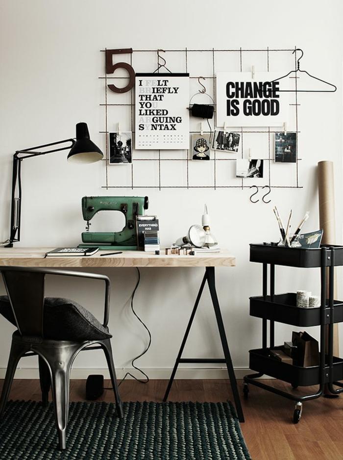 Plan und Zeichnung für einfache Bauarbeiten   einfacher rechteckiger Tisch selber bauen
