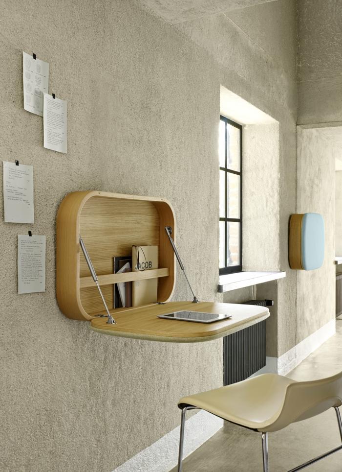 DIY Schreibtisch selber bauen kreative DIY Projekte