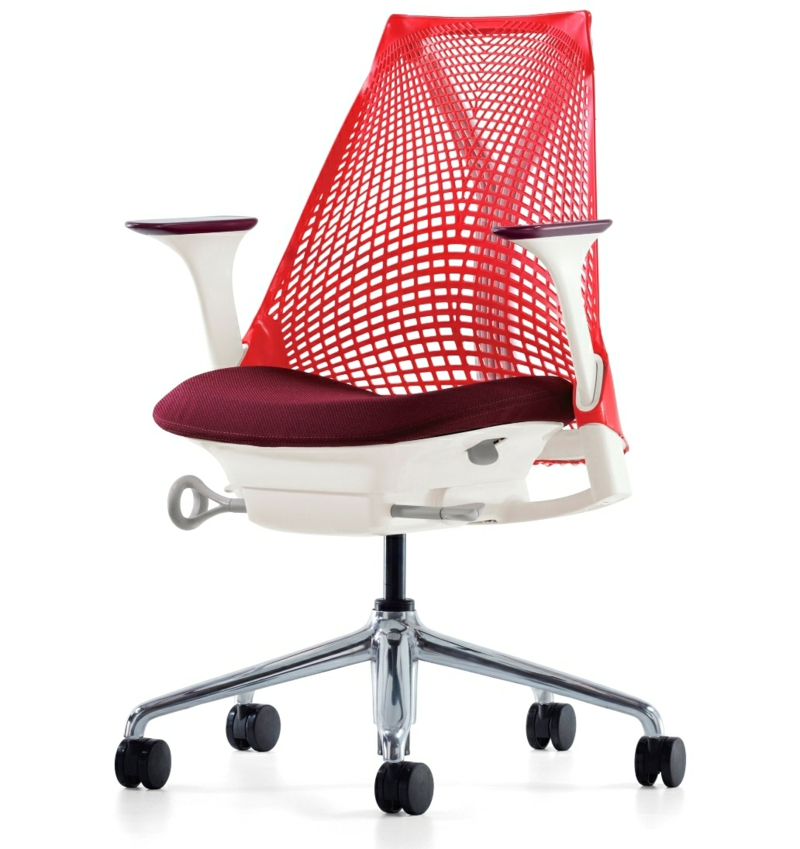 Designer Bürostuhl ergonomischer bürostuhl schäden an der wirbelsäule verhindern