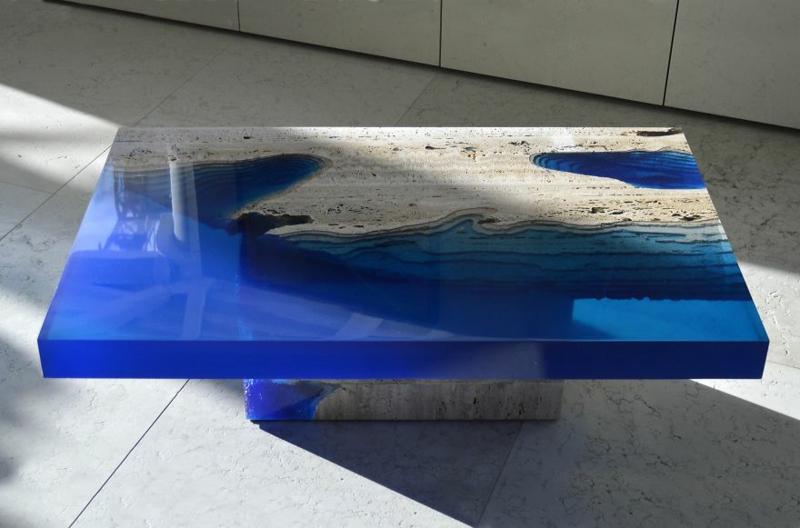 lagune couchtische sind wohnzimmertische mit individuellem charakter. Black Bedroom Furniture Sets. Home Design Ideas