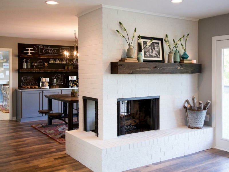 45 kamin deko ideen so k nnen sie den kaminsims kreativ. Black Bedroom Furniture Sets. Home Design Ideas