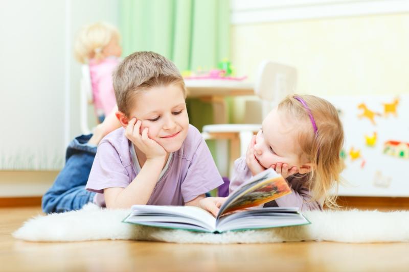 Eltern und Kinder abnehmen lernen
