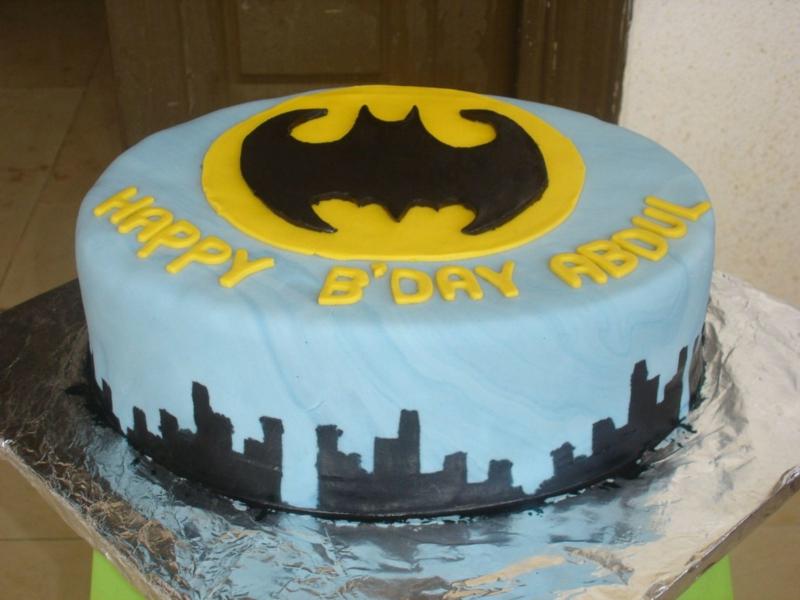 Geburtstagstorte Bilder Kindergeburtstagstorte Batman Tortendeko