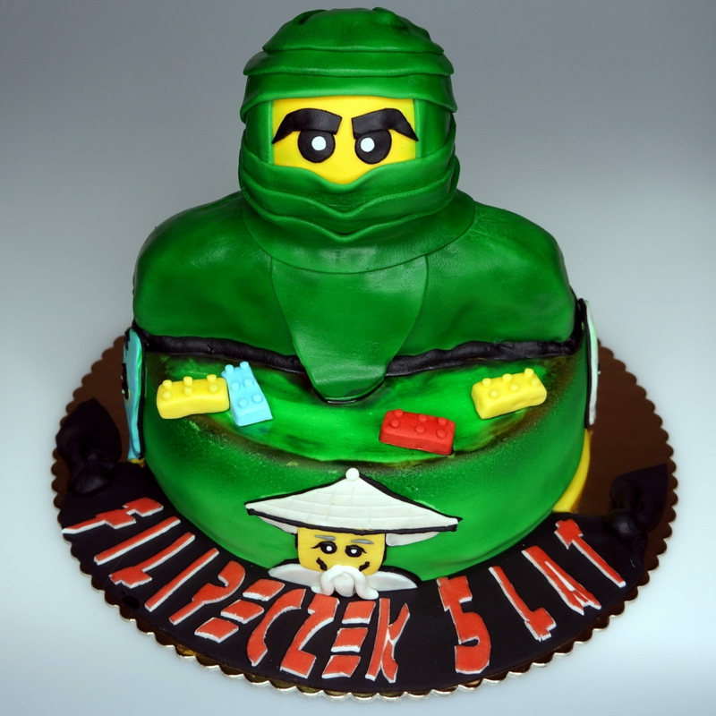 Geburtstagstorte Bilder Kindergeburtstagstorte Ninja