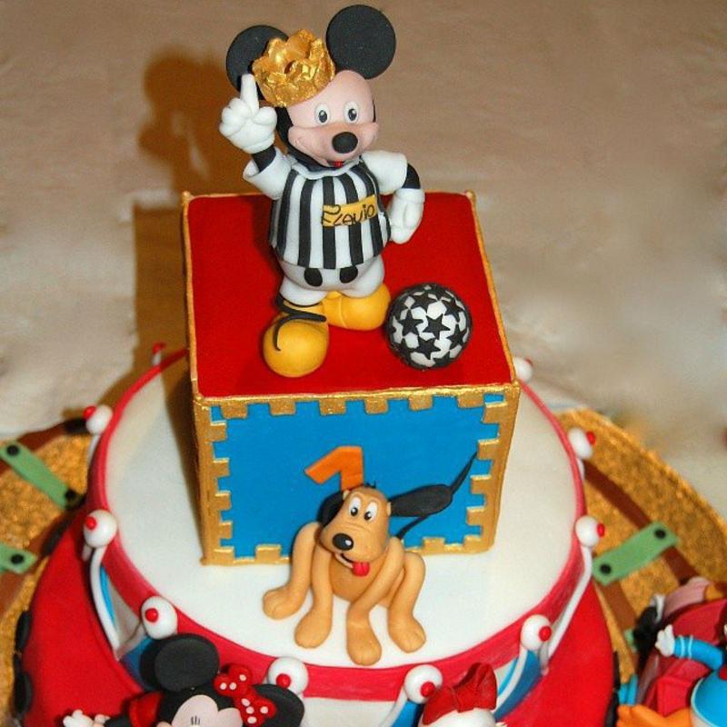 Geburtstagstorte Bilder Kindergeburtstagstorten Mickey Friends