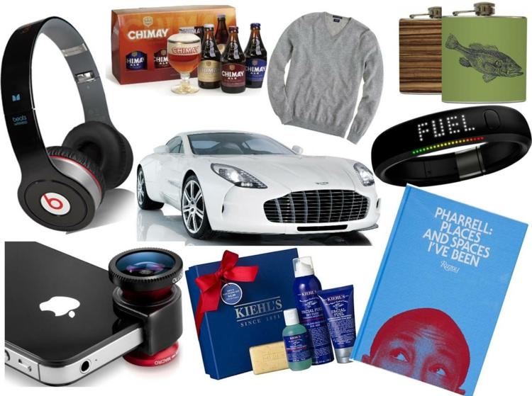 Geschenke zum Valentinstag Accessoires Männer Geschenkideen
