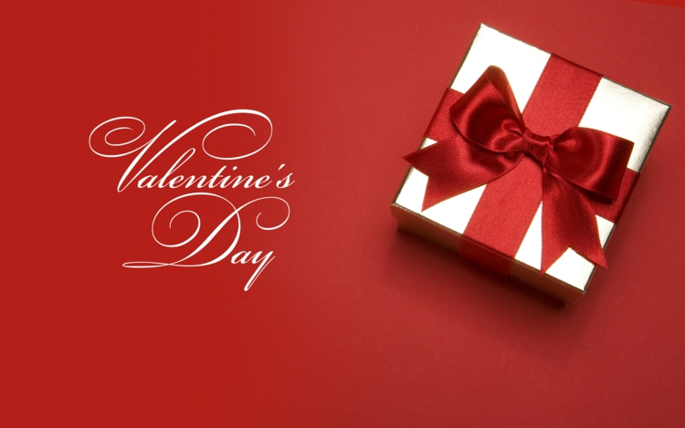 Geschenke zum Valentinstag Liebesrklärung