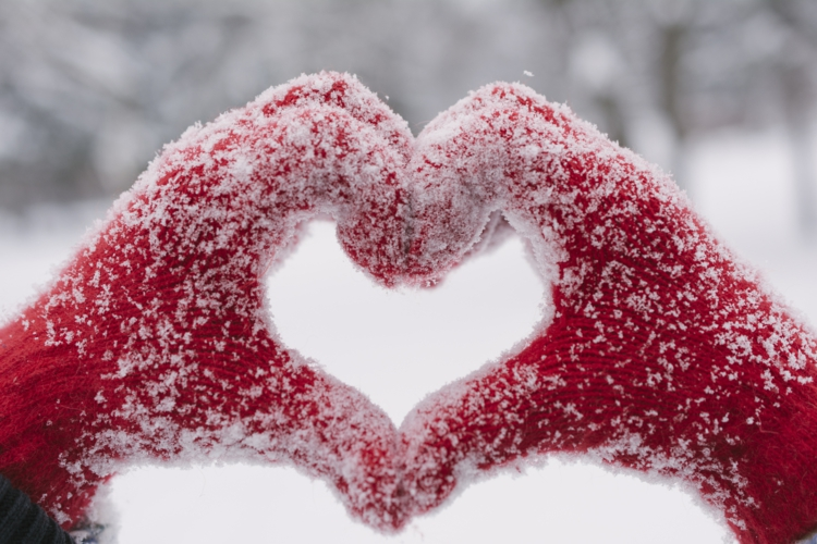 Geschenke zum Valentinstag Liebesrklärung machen