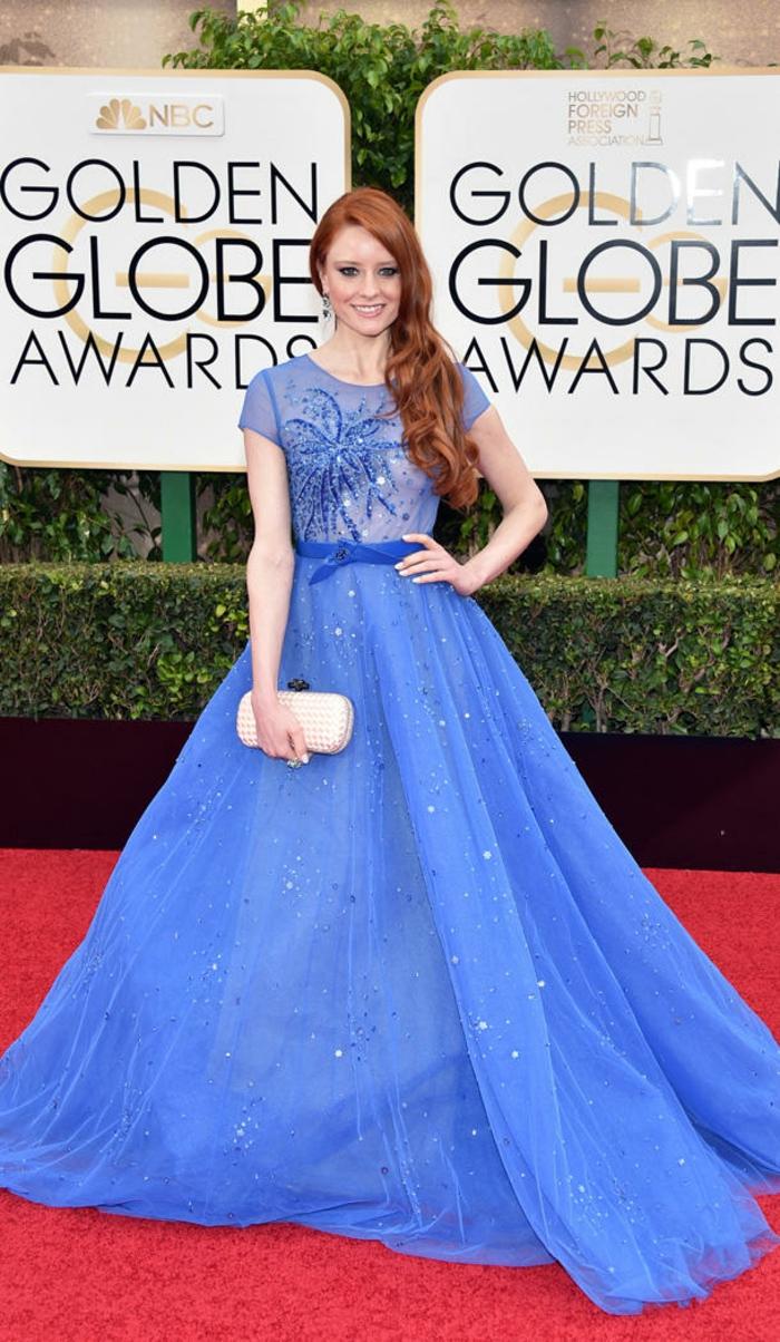 Golden Globes 2016 Abendkleider lang barbara meier
