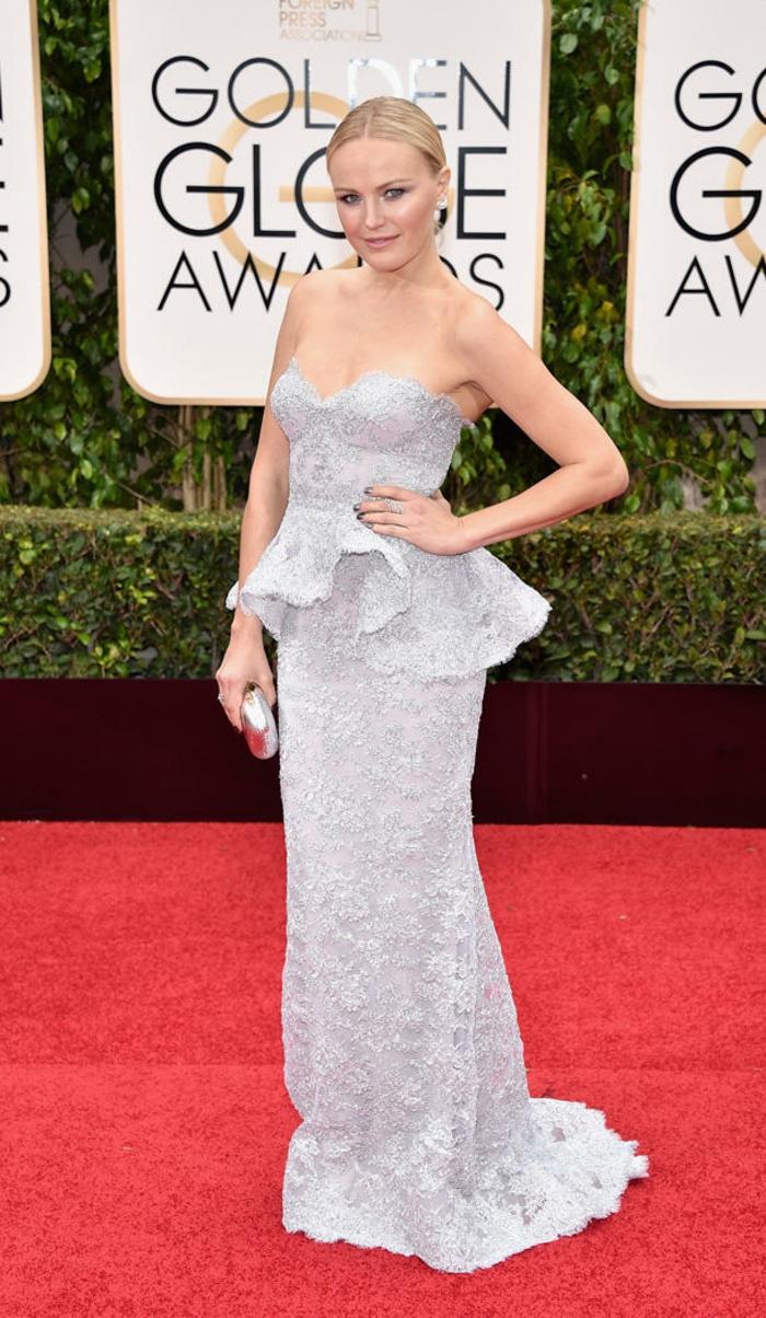 Golden Globes 2016 Abendkleider lang malin akerman