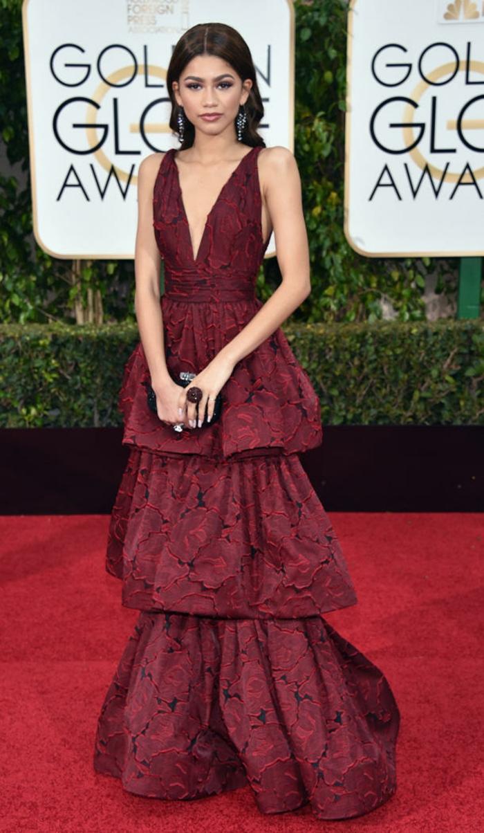Golden Globes 2016 Abendkleider lang zendaya