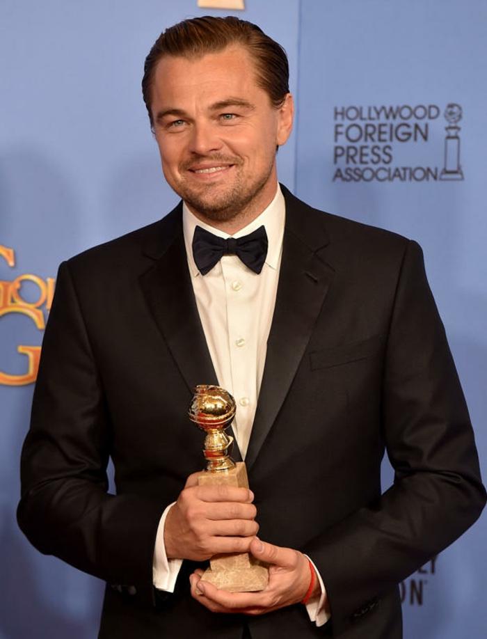 Golden Globes 2016 leonardo dicaprio bester schauspieler