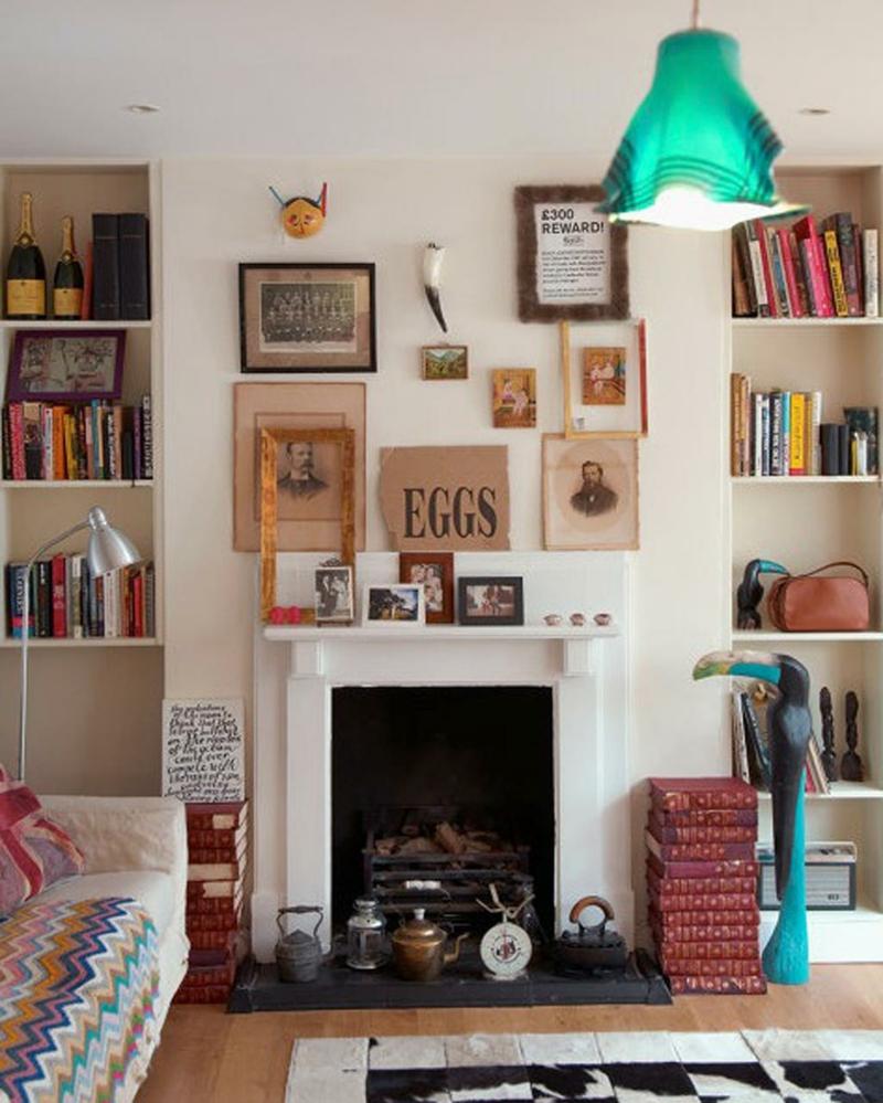 Wohnzimmer mit kamin ideen – dumss.com
