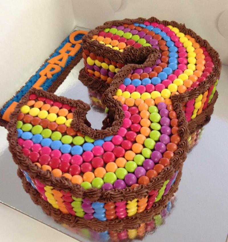 Kinder Geburtstagstorte Bilder Kindertorte 3 Geburtstag Tortenform