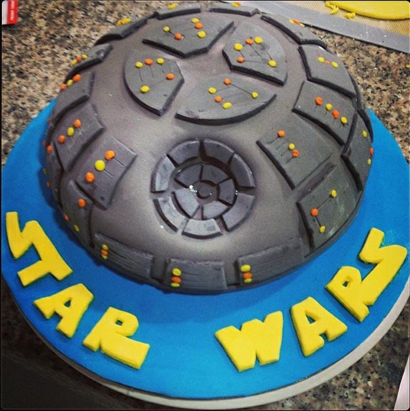 Kinder Tortendeko Geburtstagstorten Bilder Star Wars