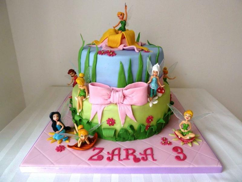 Kindertorte Bilder Geburtstagstorten Tortendeko