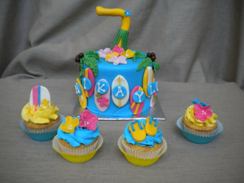 Kindertorte Geburtstagstorten Bilder Tortendeko