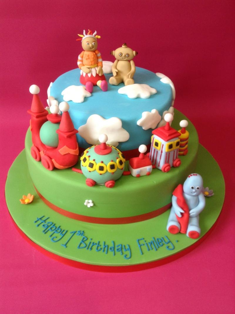 Kindertorte bestellen Geburtstagstorten Bilder Tortendeko