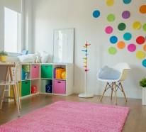 Kinderzimmer aufhübschen: So machen Sie Kinder glücklich