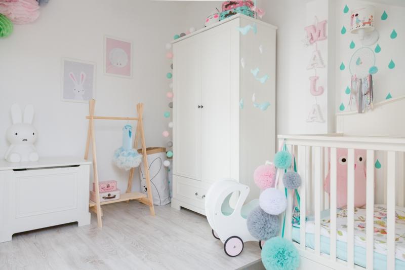 Kinderzimmereinrichtung Kindermöbel Kinderbett Einrichtungsideen Kinderzimmer