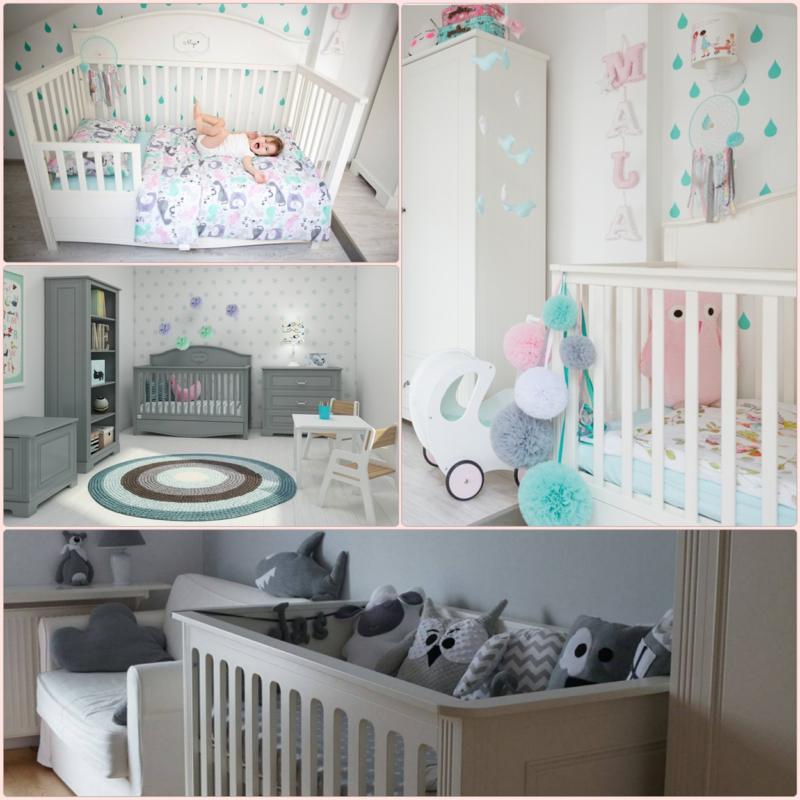 Kinderzimmereinrichtung Kindermöbel Kinderzimmer Einrichtungsideen