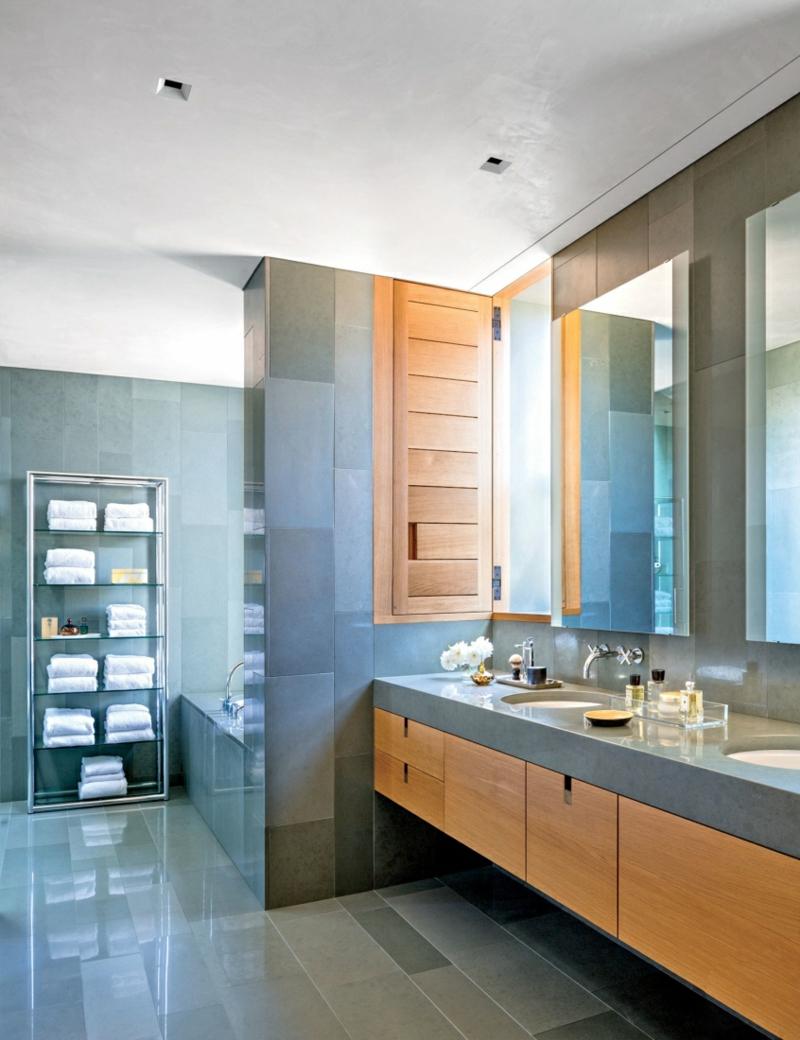 Kreative Einrichtungsideen Badezimmer Badmöbel Einrichtungsbeispiele