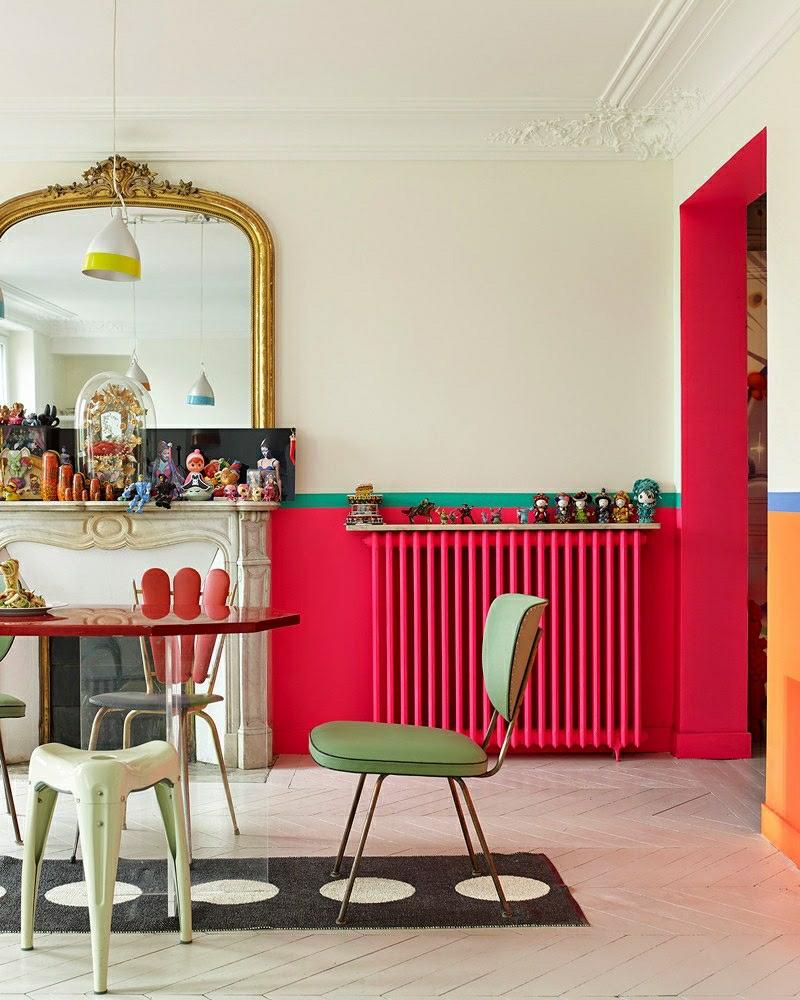 Kreative Einrichtungsideen Farbgestaltung Ideen Einrichtungsbeispiele