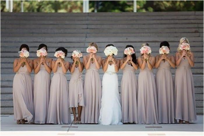 Lustige Hochzeitsbilder Bildergalerie Braut und Brautjungfer