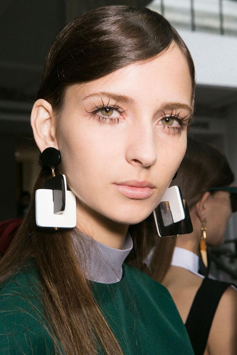 Schminktipps Mascara Augen Make up Trends marni