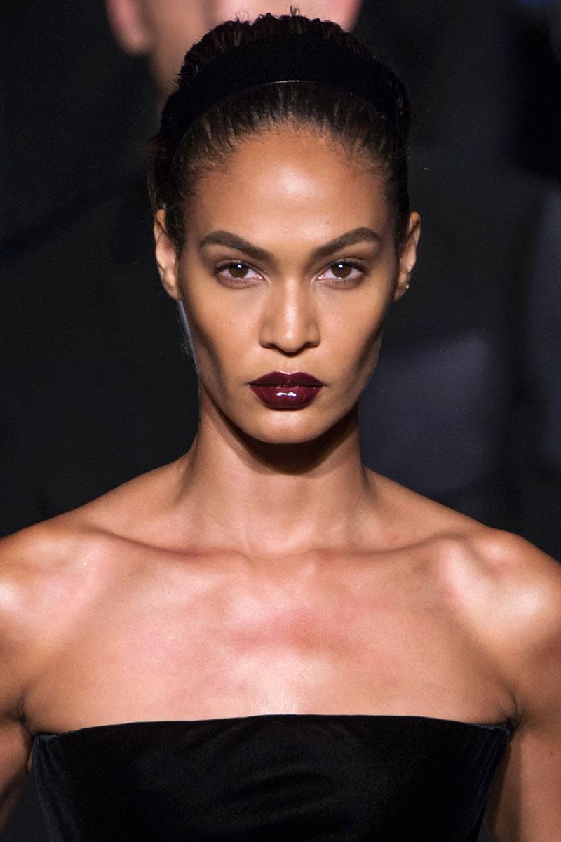 Schminktipps dunkle Lippen givenchy Make up Trends