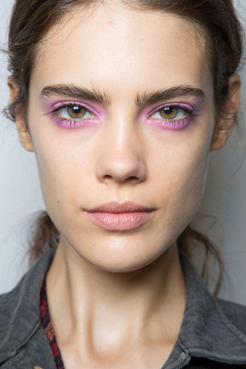 Schminktipps nach den aktuellen make up trends for Rosa augen