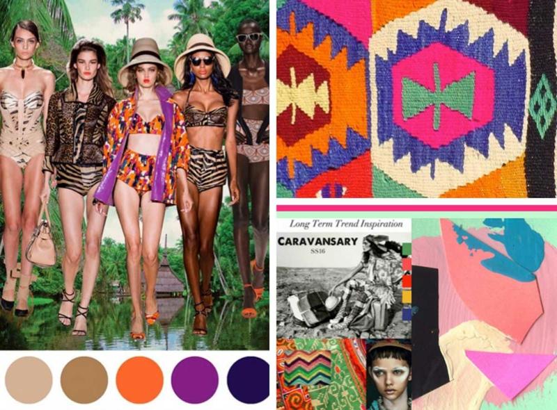 Styling Tipps Modetrends 2016 Farben und Prints