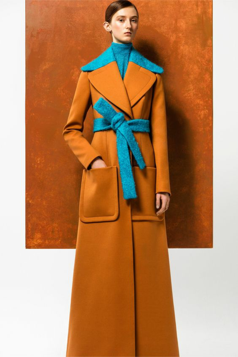 Styling Tipps Modetrends 2016 delpozo mode
