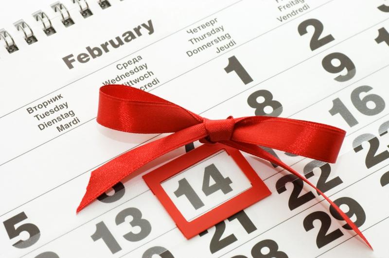 Romantische Valentinstag Ideen