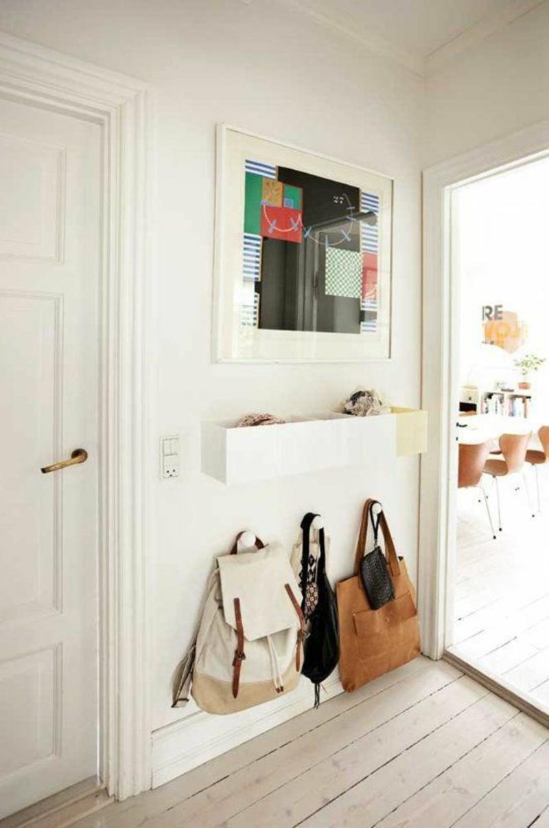 Wanddeko Ideen Flur Deko Möbel