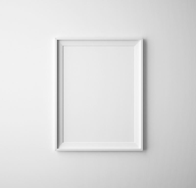 Wandfarbe Weiß im Home Office Arbeitszimmer einrichten