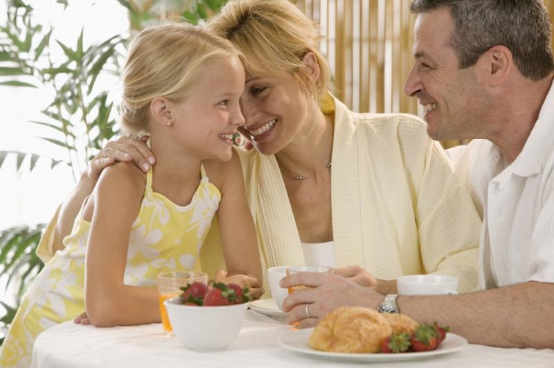 Wie können Kinder abnehmen gesunde Ernährung zu Hause