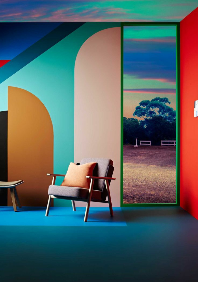 Einrichten nach den neuen wohntrends 2016 for Wandfarben trends