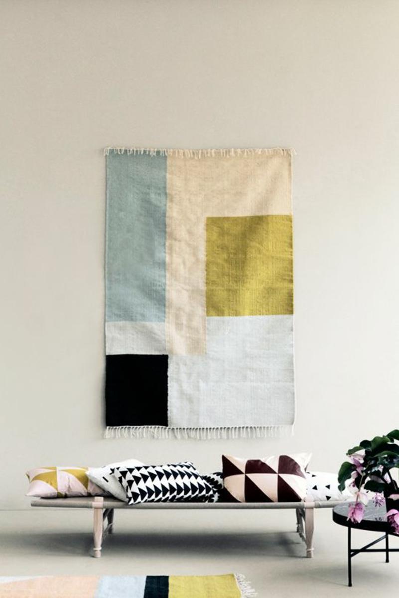 Wohnideen und Trends farbige Einrichtungsideen Wohnzimmer