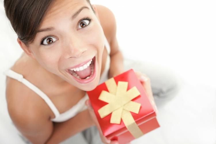 ausgefallen Geschenkideen selbstgemacht Überraschung