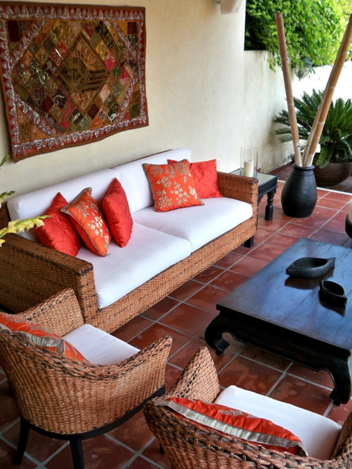 Indian Style Seating Arrangement Living Room